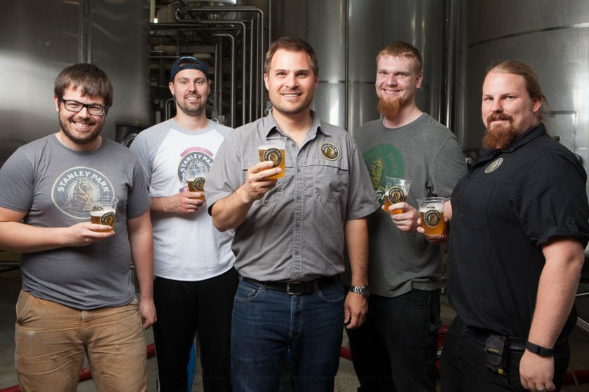 Stanley Park Brewing: The Brewmasters