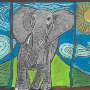 Jeremy Raglin Animal Art