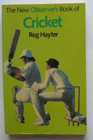 1983 The New Observer's Book of Cricket N6 by Peter Smith – paperback Observer's Books