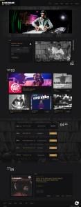 Jeremy Schuler - Web Design, WordPress Developer - DJ NuMark - DJ Website