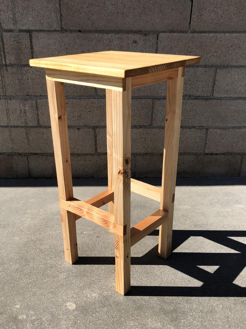 Schuler - Woodworking - Basic Shop Stool