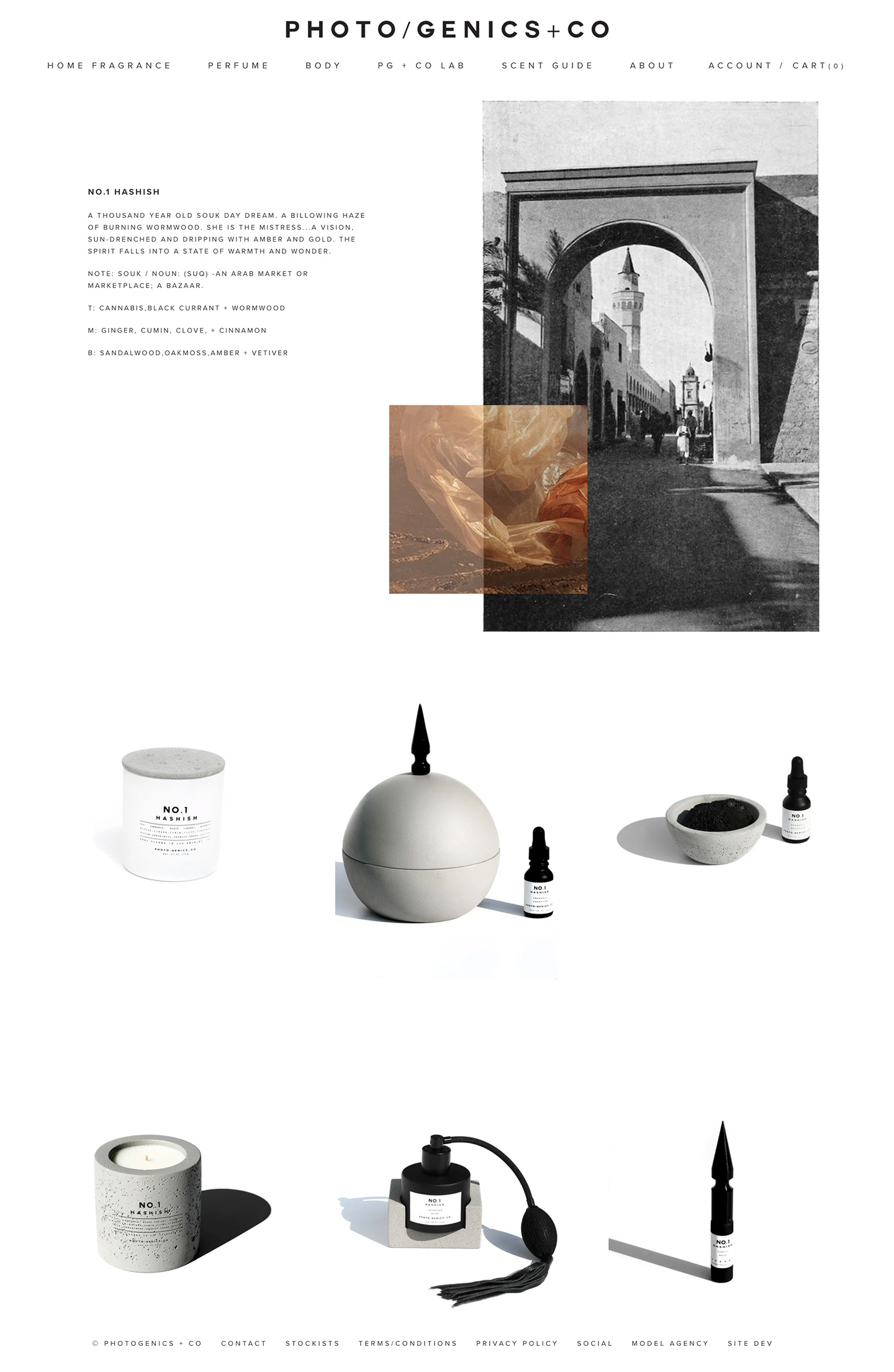 Schuler - Portfolio - Photogenics + CO - Single Product Page Mockup