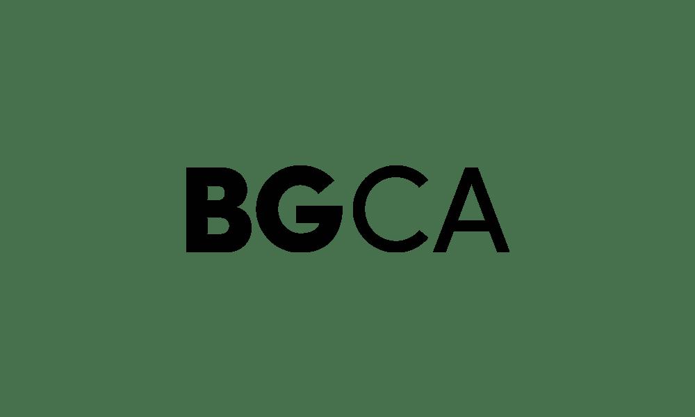 Bill Graham Civic Auditorium - Logo Condensed Black