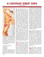 NW Fitness Magazine, by Jeremy Williams