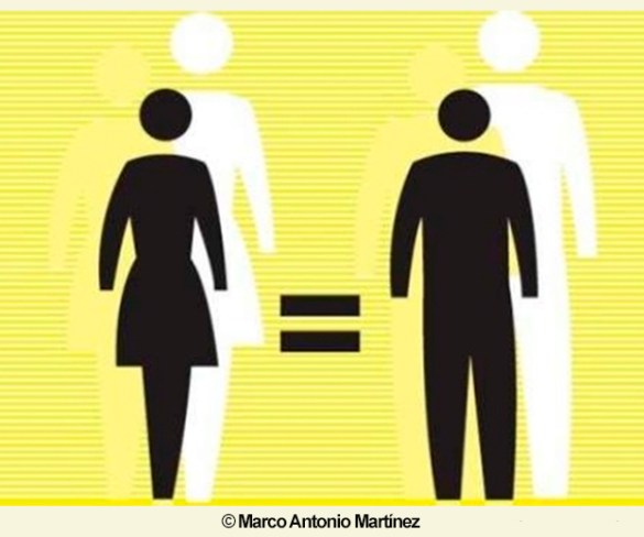 En 100 años hombres y mujeres seremos iguales