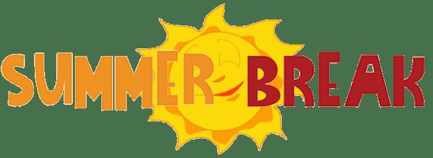 Summer Break Clipart