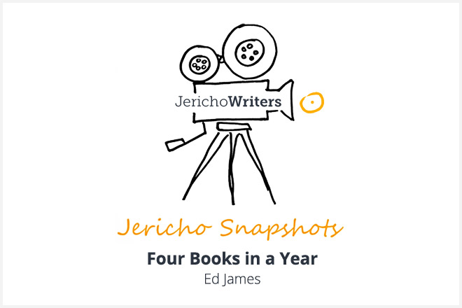 Four Books in a Year – Ed James