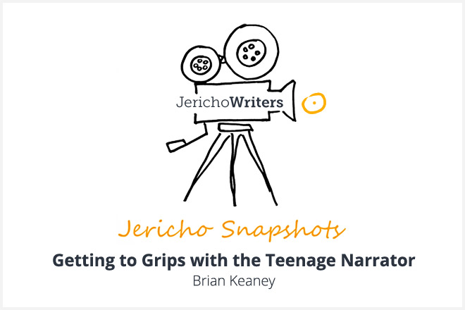 Getting to Grips with the Teenage Narrator – Brian Keaney