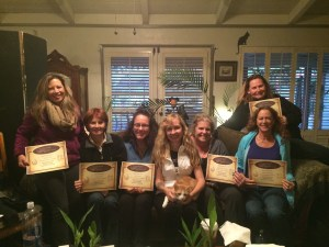 Level III Animal Reiki Teacher Training Class November 2015