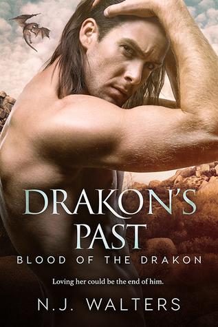 Drakon's Past Book Cover