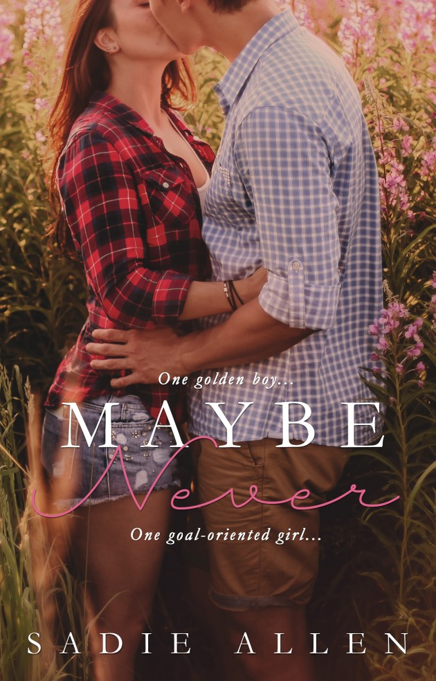 Maybe Never Book Cover