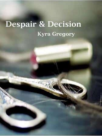 cover image of despair and decison