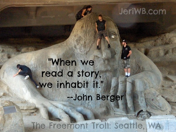 Image of John Berger Quote