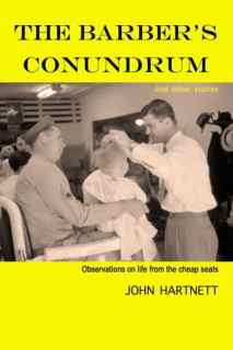 John Hartnett The Barber's Conundrum