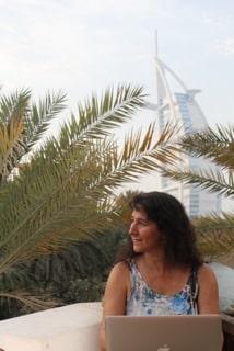 Anne Louise O'Connell in Dubai