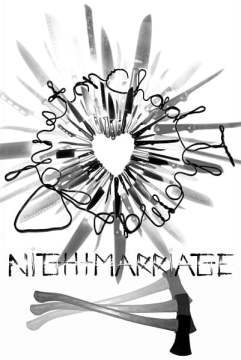 Cover of Nightmarriage by Chad Thomas Johnston