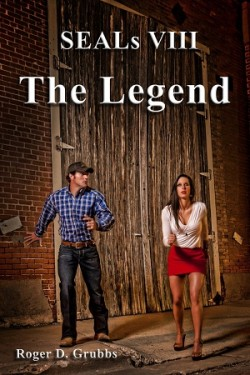 Cover of The Legend by Roger Grubbs