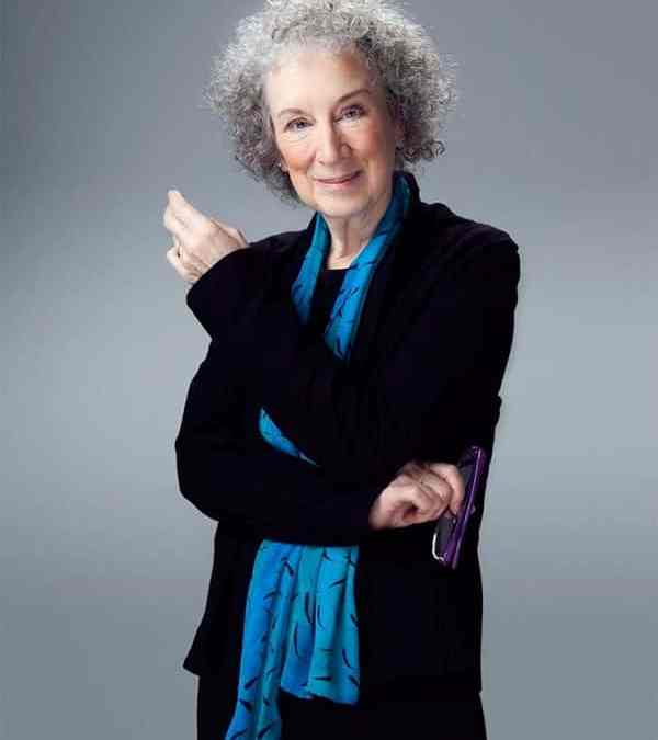 """#AuthorChat: Margaret Atwood """"Expression and the Power of Words"""""""