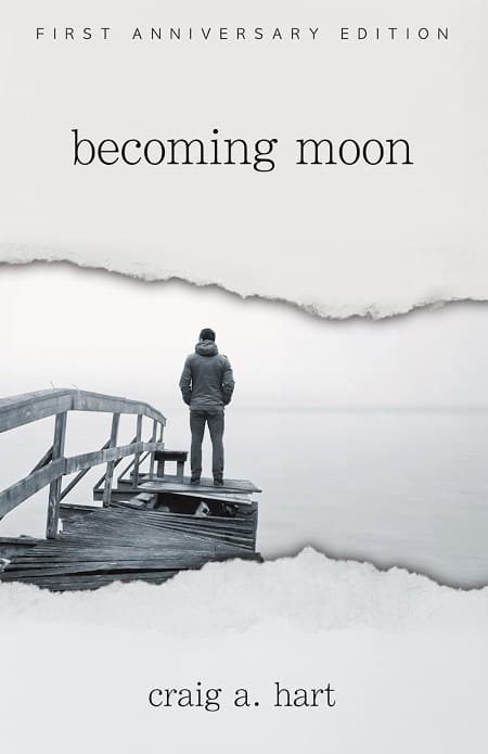 Cover of Becoming Moon by Craig Hart