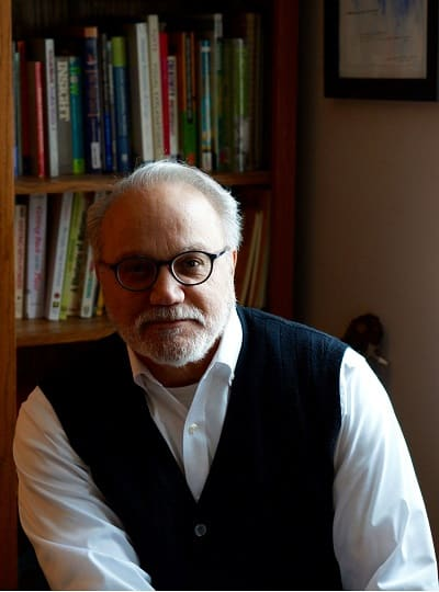 Bruce Ballenger Author Photo