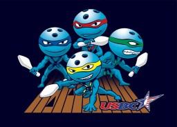 USBC Ninja Bowlers