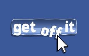 Get Off It tee