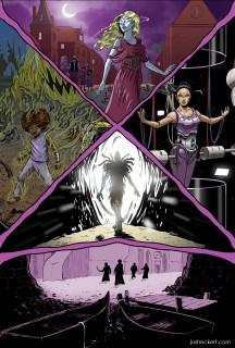 Geek Zodiac: The Four Facets pg6