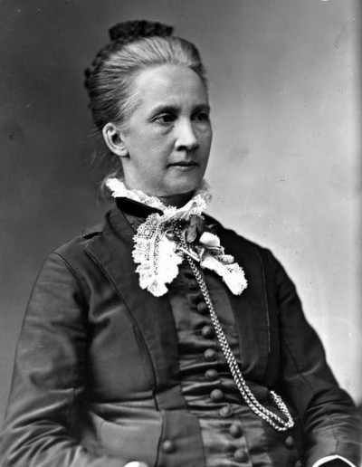 This was the first woman to run for U.S. president...