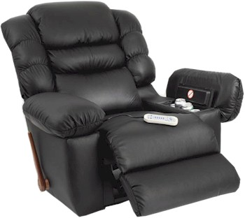 La-Z Boy chair: requirement for all men ages 40+.
