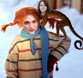 Twilight Robert Pattinson Kristin Stewart