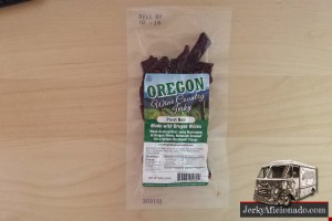 Oregon Wine Country Pinot Noir Jerky