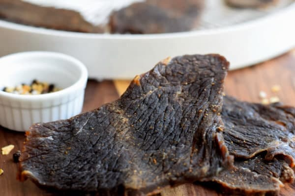 Lemon Peppered Jerky