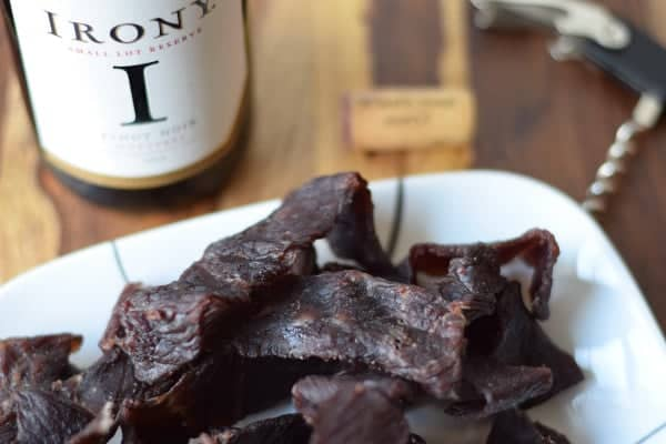 Red Wine & Fish Sauce Jerky