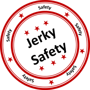 Jerky Safety Stamp