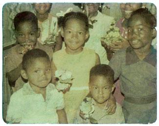Family restoration photos
