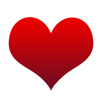 Red Heart :-)