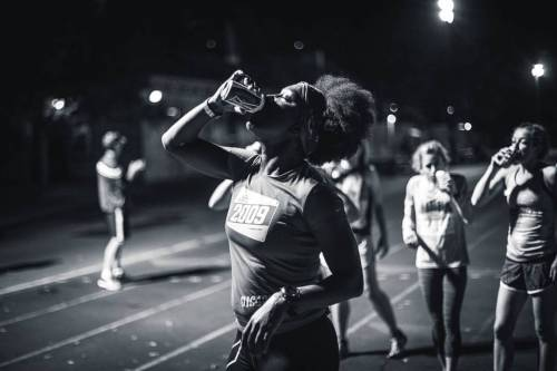 Jerlyn at the beermile