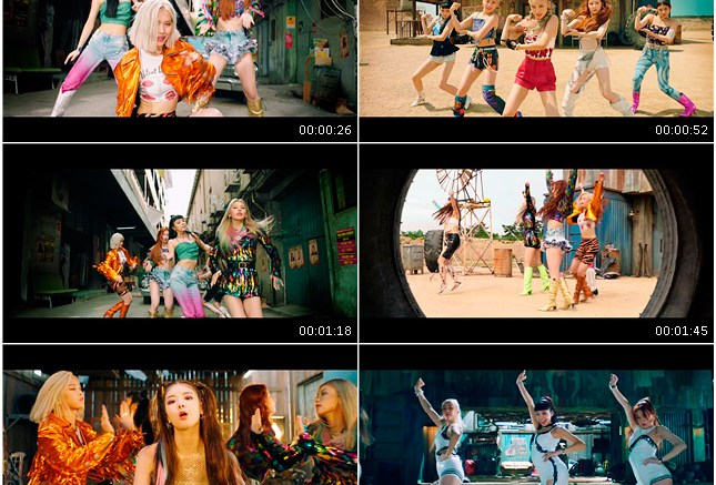 ITZY - Not Shy (Performance Video)