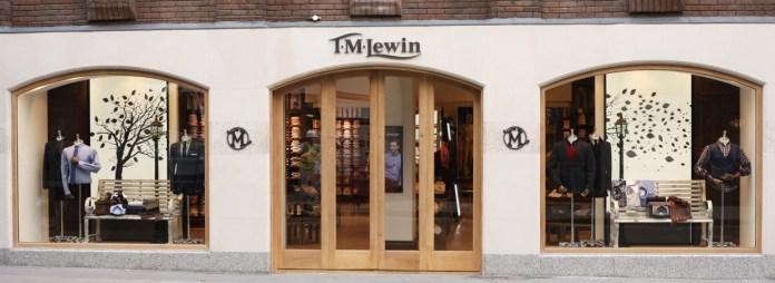 Jernyn Street: T.M Lewin