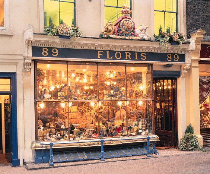 Jermyn Street Made in Mayfair - Floris