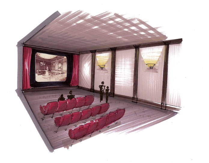 Film Theatre Room