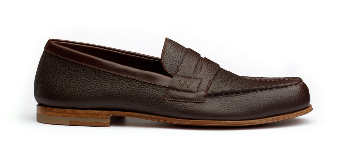 Le Moc Dark Brown
