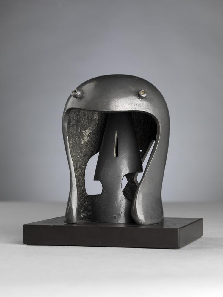 Henry Moore Helmet