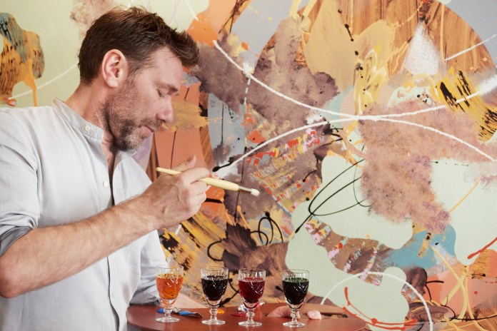 The Artist's Collection Mini Cocktails with Mat Collishaw