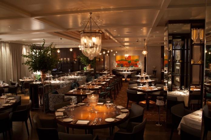 Restaurant interior long shot 1 - (AF)