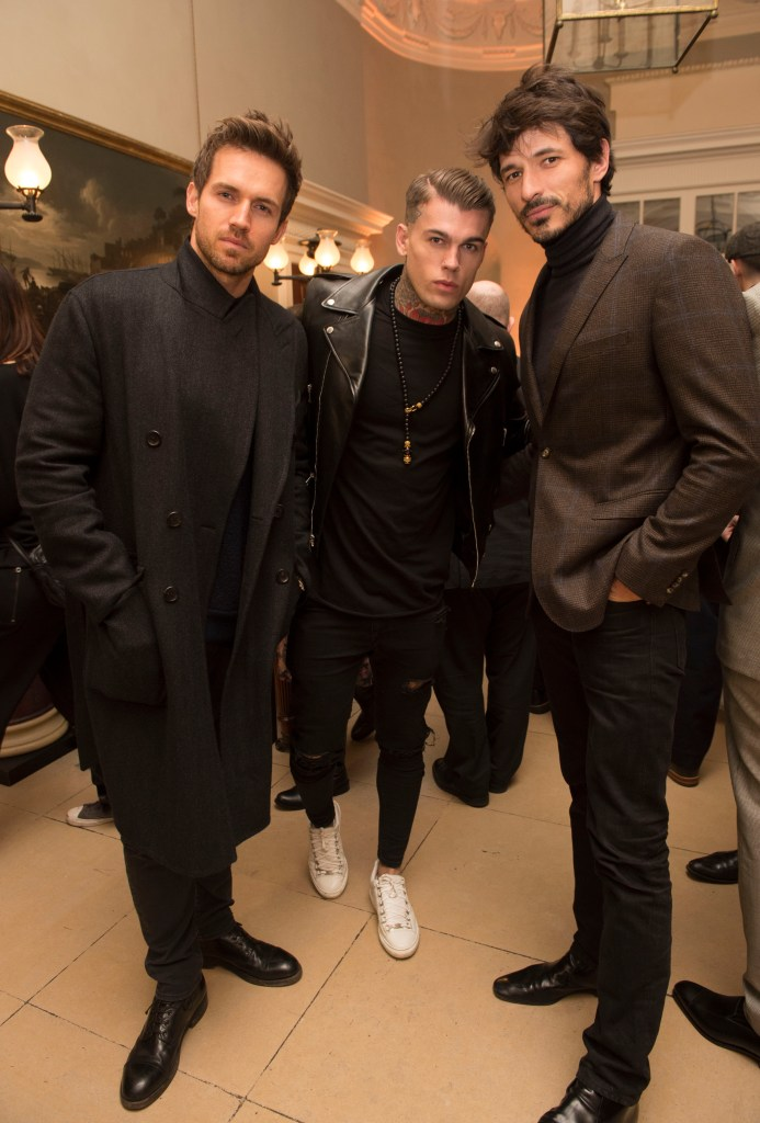 Andrew Cooper, Stephen James and Andres Velencoso-1