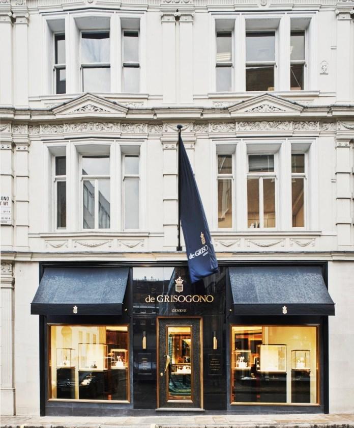 de Grisogono Bond Street Boutique - Exterior