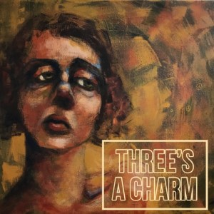 Three's a charm, an expressive painting class
