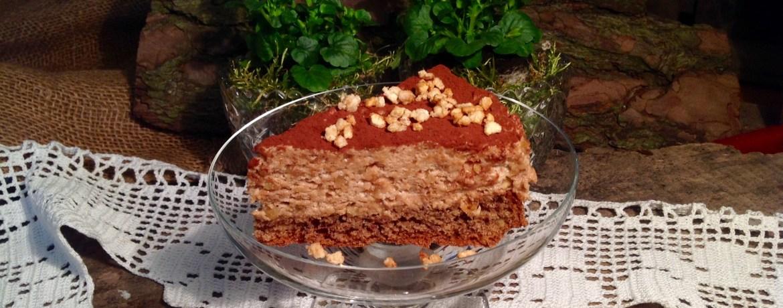 Mandel- Nougat- Torte
