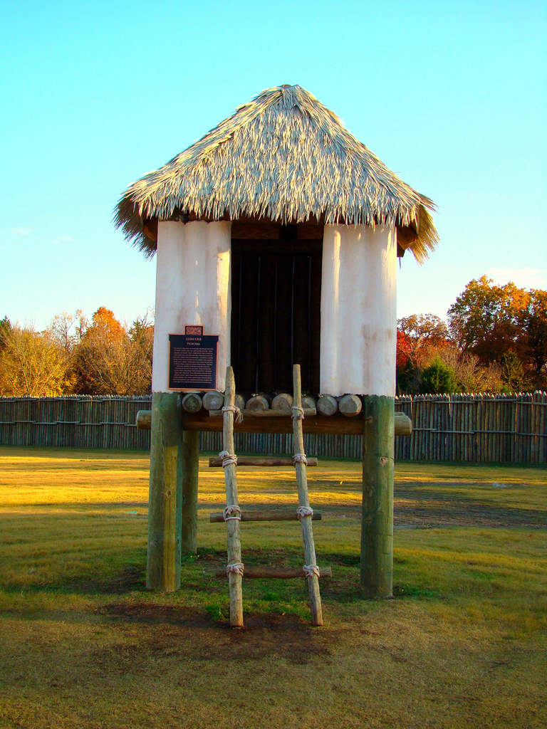 Chickasaw Corn Crib by Austrian Lancer